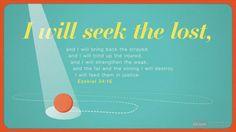 Ezekiel 34:11-16