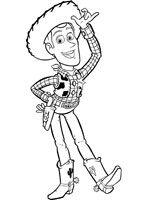 Coloriage Toy Story à colorier - Dessin à imprimer