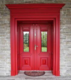 Exterior Doors, Wood Doors, Garage Doors, Outdoor Decor, 3d, Furniture, Sport, Design, Home Decor