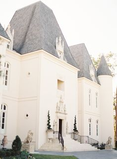 Wedding Inspiration | Chateau Bride