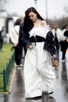 The best street style from Paris Fashion Week FW17, Fashion, Buro 24/7