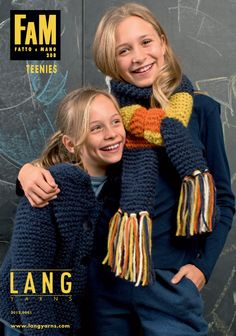 Catalogue Lang Yarns - Teenies Fatto A Mano 208. #langyarns #catalogue #teenies #ados #tricot #laine #knit #knitting #wool #echarpe #scarf #bonnet #hat #rosemouton