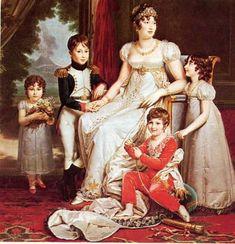 Grande Duchesse de Berg et de Clèves,Caroline Murat devint reine de Naples. Par son ambition dèmesurèe, elle amena son mari à trahir Napolèon