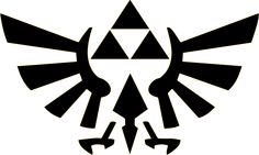 Triforce with Wings | for my sleeve