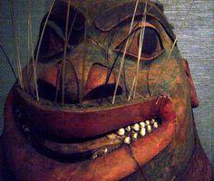 inuit mask More At FOSTERGINGER @ Pinterest