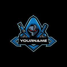 mentahan logo squad polos