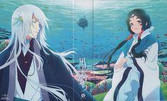 Uroko-sama and Ojoshi-sama ~Nagi no Asukara