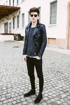 Viparo Cs2 Jacket, Acne Studios Acne Jeans, A Kind Of Guise Jumper