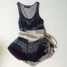 Anthropologie A Common Thread Wrap Tank || Size S Anthropologie A Common Thread Wrap Tank || Size S Anthropologie Tops Tank Tops