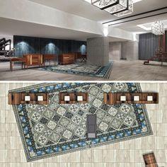 Westin Lobby Concepts design by #McCARTAN... #luxury #design #interior
