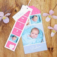 Die schöne Geburtskarte «Robin» gibt es auch als Kartentrio 💕 so haben Sie Platz für viele Fotos 👶🏻💌 Gratis weisse Couverts #kartentrio #geburtskarte #pink #love #like #beautiful #gratiscouvert #design #kartenmacher #karten #schweiz Robin, Frame, Pink, Beautiful, Design, Home Decor, Photos, Thanks Card, Switzerland