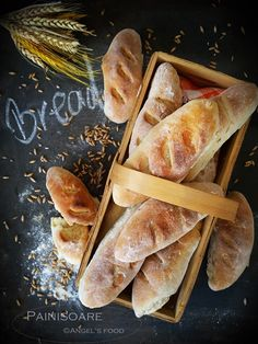 Angel's food: Painisoare Hot Dog Buns, Hot Dogs, Bread, Food, Meal, Essen, Hoods, Breads, Meals