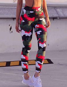 ecc4a83d06 High Waist Yoga Pants Workout Leggings for Women #yoga #leggings  #activewear #leggingsforwomen