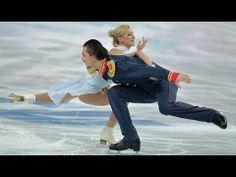 Tatiana Volosozhar and Maxim Trankov of Sochi 2014SP. Татьяна Волосожар ...