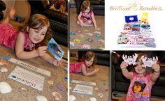 Brilliant Bundle, McKenzie, loving her new preschool ocean kit! www.facebook.com/brilliantbundles