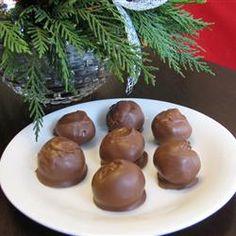 Peanut Butter Balls II Allrecipes.com