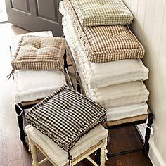 Ballard Essential Farmhouse Cushions
