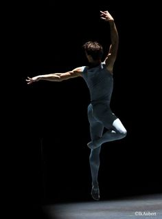 Hugo Marchand in 'Blake Works' by William Forsythe. Paris Opera Ballet Photo by Isabelle Aubert Paris Opera Ballet, Dance, Movie Posters, Movies, Dancing, Films, Film Poster, Cinema, Movie