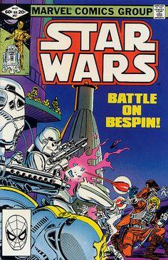 Star Wars 57: Hello, Bespin, Good-bye!