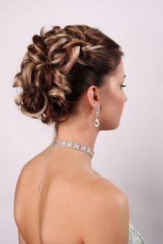 Schicke Brautfrisuren – finden Sie Ihren persönlichen Hairstyle! - schicke brautfrisuren strähnchen wellen