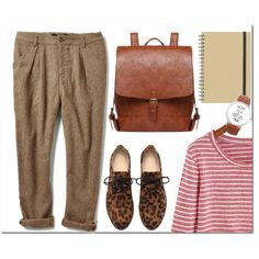 Stay cozy by edita-m on Polyvore featuring polyvore, fashion, style, Paperchase and clothing
