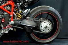 Ducati Hypermotard 1100s by Luismoto - Pappa's Blog
