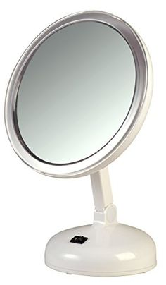 Floxite Daylight Cosmetic Mirror, 10 x Mag * Details can be found by clicking on the image.