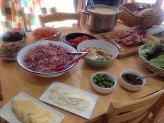 Minno kitchen lunch!!