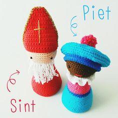 CutiePie Designs: Sint en Piet