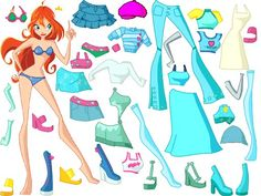 VK is the largest European social network with more than 100 million active users. Paper Dolls Clothing, Barbie Paper Dolls, Vintage Paper Dolls, My Little Pony Friends, Mlp My Little Pony, Paper Toys, Paper Crafts, Steampunk Characters, Les Winx