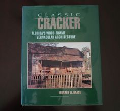 Classic Cracker explores the origins of Old Florida/Cracker architecture w/ pictures of many houses & cabins.Of particular note is the Cracker-Style farmhouse of Will & Roxie Stephens illustrated on pgs. 43-45 which they built rural Manatee County in 1912. The original house has been relocated to the Manatee historical park in Bradenton, Florida.Will & Roxies's descendents have their Christmas family reunion camp-out on Dan & Karen Dodrill's rural property/cattle ranch in Hardee County…