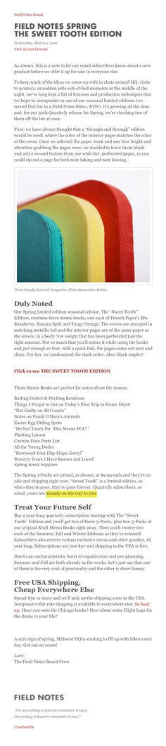 Bugaboo Diesel Fashion Newsletter Ideas Example #email - example news letter