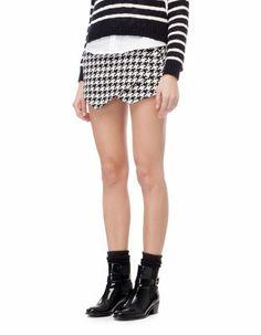 cool shape skirt cool pattern^0^