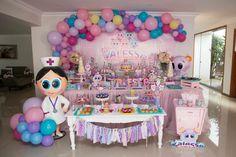 Mesa ksi-merito distroller Ksi Birthday, Event Agency, City Style, Birthday Decorations, Doll Toys, Hello Kitty, Birthdays, Birthday Parties, Party