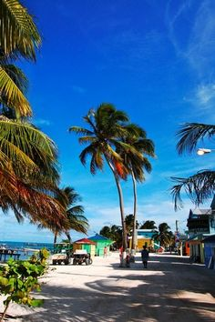 caye caulker belize I stayed 3 glorious weeks here Barbados, Jamaica, Oh The Places You'll Go, Places To Travel, Places To Visit, Santa Lucia, Dream Vacations, Vacation Spots, Haiti