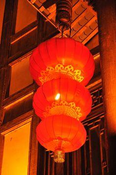 Red Lanterns, Chongqing, China