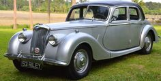 Learn more about 1953 Riley RMF on Bring a Trailer, the home of the best vintage and classic cars online. Vintage Cars, Antique Cars, Vintage Signs, Coventry, Automobile, Bentley Car, Car Purchase, Car Signs, Pickup Trucks