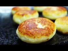 Baby Food Recipes, Great Recipes, Cooking Recipes, How To Cook Potatoes, How To Cook Eggs, Korean Pancake, Chinese Pancake, Crepes And Waffles, Asian Street Food