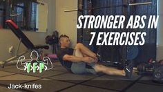 Stronger Abs in 7 Exercises - Your Fitness Path
