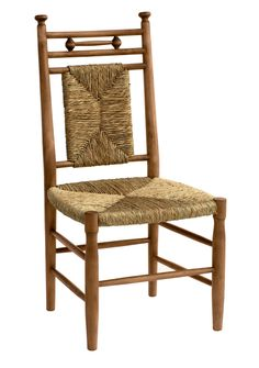 Abigail Dining Side Chair in Almond design by Redford House