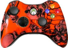 The Custom Controller Creator allows you to create the custom Xbox One & controllers of your dreams. Modify the exterior options to match your favorite sports team, your favorite video game character or your personal style. Xbox 360 Controller, Ps4 Or Xbox One, Playstation, Ps3, Video Game Characters, Video Games, The Creator, Sony, Christmas Ideas