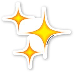 Sparkles | Emoji Stickers