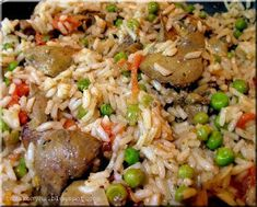 Hungarian Recipes, Hungarian Food, Spanish Food, Light Recipes, Superfoods, Fried Rice, Ham, Chicken Recipes, Food And Drink