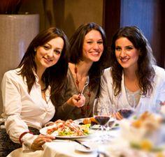 Gluten-Free, Progressive Dinner at Tria, Pazzaluna and St. Paul Grill on Thursday, May 30