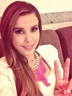 Paulina Goto o Fanny de Mi corazon es tuyo :)