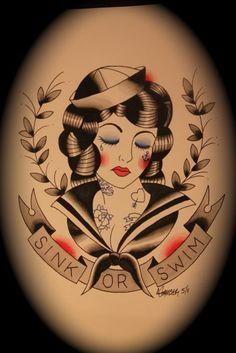 angelique houtkamp tattoo - Google Search