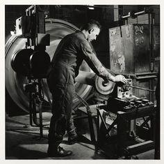 Cas Oorthuys - DRAKA Draad en Kabelfabriek (1948)