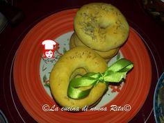 Ciambelle al Parmigiano Reggiano #PRChef2015 | La cucina di nonna Rita