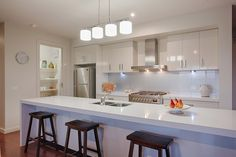 Display Home - Lockhart Display Shepparton Interior Color Schemes, Colour Schemes, House Building, Building Ideas, Condo Decorating, Decorating Ideas, Open Plan Kitchen, Kitchen Ideas, Hotondo Homes