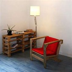 Chair Of Recycled Wooden Pallets.Throne Made From 100 Reclaimed Timber Including Recycled . Inspiring Wooden Pallet Kitchen Ideas - Ideas With Pallets. Pallet Chair: Amazing Use Of Pallets Pallets Designs. Toilets and Bathroom Ideas Creative Bookshelves, Pallet Shelves, Diy Furniture, Beautiful Furniture, Pallet Bookshelf, Armchair Design, Pallet Furniture, Pallet Chair, Pallet Designs